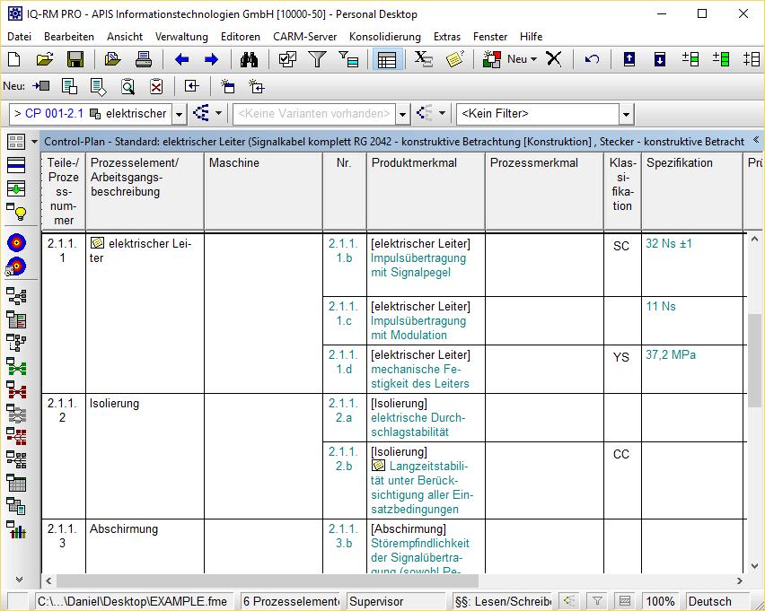 APIS IQ-Software | FMEA | FMEA-L | FMEA PRO | IQ-RM | IQ-RM PRO