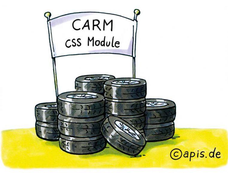 Modulbibliothek-CSS