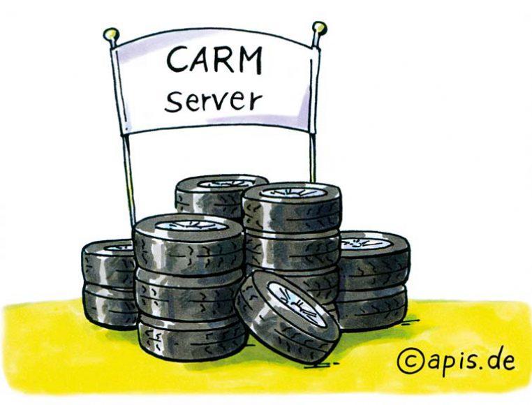 Modulbibliothek-Server