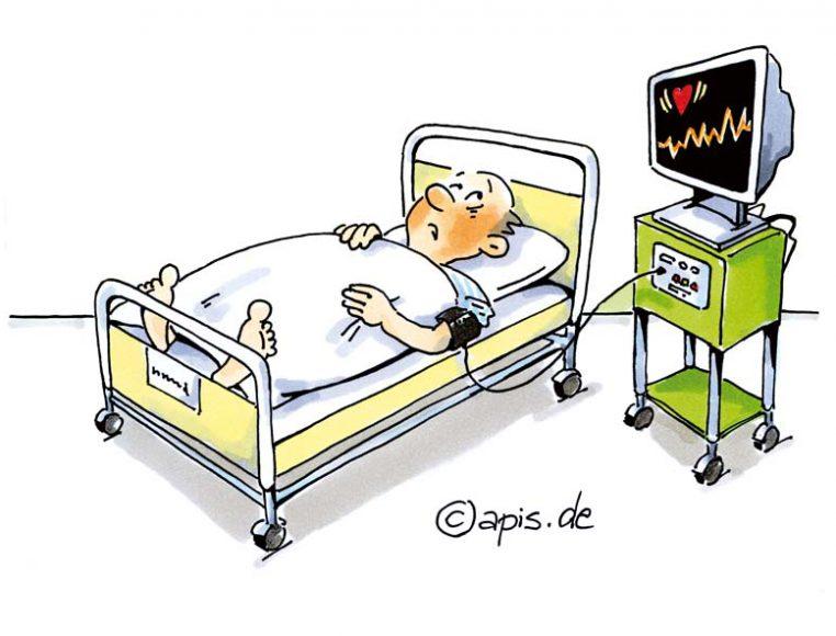 Puls-Monitor