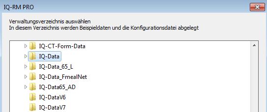 Verwaltungsverzeichnis