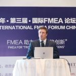 presentation from APIS at 3rd International FMEA Forum China 2019