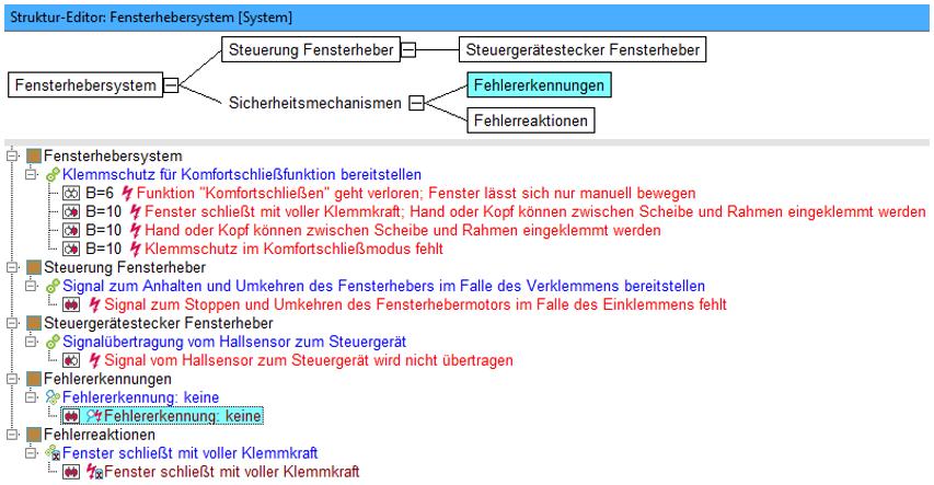 MSR-Formblatt Beispiel Teil 2